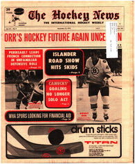 December 12, 1975 The Hockey News Issue Volume 29 No. 9 Bobby Orr Gilbert Perreault Denver Spurs