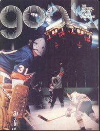 December 11, 1977 Atlanta Flames - 5 @ Pittsburgh Penguins - 1 Rick Kehoe Bill Clement Dan Bouchard