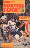 1990-91 NHL Hockey Complete Scouting Reports on Over 420 Players Mark Messier Paul Coffey