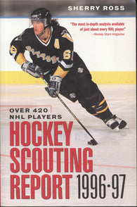 1996-97 NHL Hockey Complete Scouting Reports on Over 420 Players Jaromir Jagr Mario Lemieux