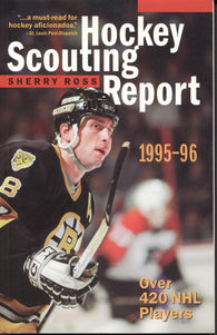 1995-96 NHL Hockey Complete Scouting Reports on Over 420 Players Cam Neely Pavel Bure