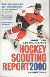 1999-00 NHL Hockey Complete Scouting Reports on Over 440 Players John LeClair Jaromir Jagr