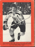 1974-75 The Sporting News Hockey Register Book Stan Mikita Statistics Players Goalies Awards