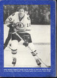 1977-78 The Sporting News Hockey Register Book Borje Salming Statistics Players Goalies Awards