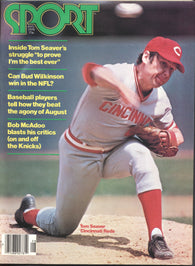 August 1978 Sport Magazine MLB Tom Seaver Nolan Ryan Bob McAdoo