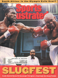 April 29, 1991 Sports Illustrated Magazine Dallas Cowboys Boxing