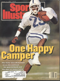 August 12, 1991 Sports Illustrated Magazine MLB NFL Eric Dickerson