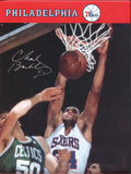 1988-89 Philadelphia 76ers Official NBA Calender Maurice Cheeks Charles Barkley Mike Gminski