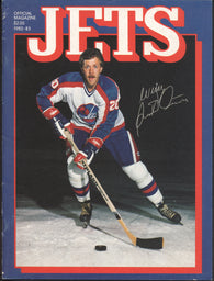 December 3, 1982 New York Islanders - 2 Winnipeg Jets - 4 Mike Bossy Denis Potvin Dale Hawerchuk