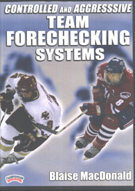 Controlled and Aggressive Forechecking Systems with Blaise MacDonald, Colby College Head Coach; 2018 American Hockey Coaches Association Division III National Coach of the Year