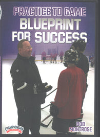 Practice To Game: Blueprint For Success with Bob Montrose, Owner of Peak Performance Training Camps; former John Marshall/Lourdes (MN) HS Girls Head Coach
