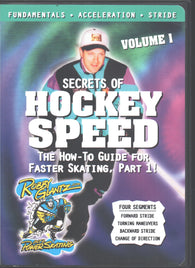 Robby Glantz's Secrets of Hockey Speed Vol. 1 Steve Duchesne Tony Granato