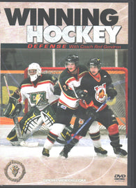 Winning Hockey: Defense featuring Red Gendron by Red Gendron DVD