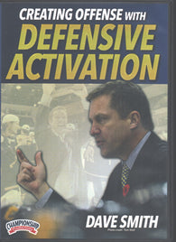 Creating Offense with Defensive Activation with Dave Smith, Canisius College Head Coach; 2013 Atlantic Hockey Association Champions