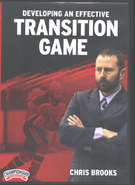 Developing an Effective Transition Game with Chris Brooks, Michigan Tech Assistant Coach; former University of Wisconsin - Stevens Point Head Coach