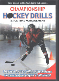 Championship Hockey Drills DVD