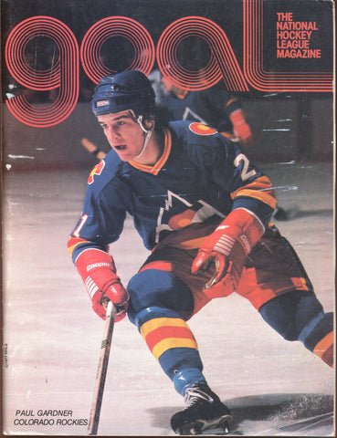 March 8, 1978 Colorado Rockies - 3 @ Pittsburgh Penguins - 5 Barry Beck Dave Schultz Doug Favell
