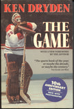 1983 The Game Book Ken Dryden Montreal Canadiens Guy Lafleur Steve Shutt Larry Robinson