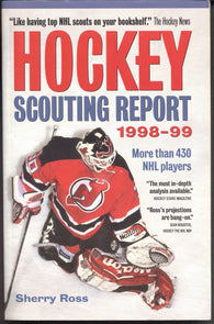 1998-99 NHL Hockey Complete Scouting Reports on Over 430 Players Martin Brodeur Grant Fuhr