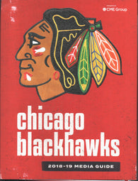 2018-19 Chicago BlackHawks Media Guide Yearbook Jonathan Toews Patrick Kane Duncan Keith
