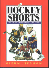1996 Hockey Shorts Book 1,001 Of The Game's Funniest One-Liners Wayne Gretzky Mario Lemieux