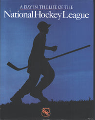 1995-96 A Day In The Life of The National Hockey League Book Colorado Avalanche Florida Panthers