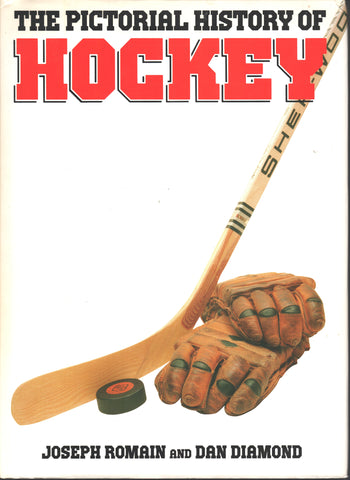 1987 A Pictorial History of Hockey Book Phil Esposito Bobby Hull Gordie Howe Harry Howell