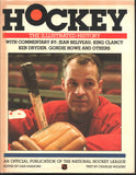 1985 Hockey The Illustrated History Book Jean Beliveau Gordie Howe Ken Dryden