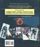 1991 Official NHL 75th Anniversary Commemorative Book Bobby Orr Bobby Hull Gordie Howe Wayne Gretzky