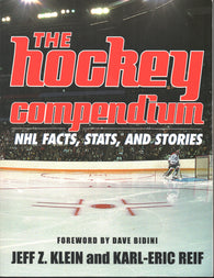 2001 The Klein and Reif Hockey Compendium Book Wayne Gretzky Mario Lemieux Gordie Howe
