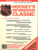 1986-87 NHL Sporting News Hockey Guide Book Larry Robinson Montreal Canadiens Mike Bossy