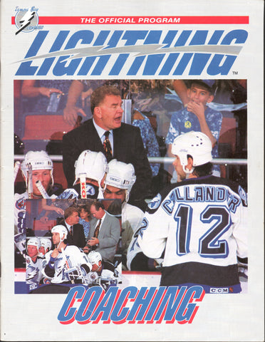 December 11, 1992 New York Rangers - 5 @ Tampa Bay Lightning - 4 Mark Messier Brian Leetch