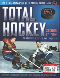 2000 Total Hockey Book The Official Encyclopedia Of The National Hockey League Second Edition