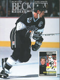 May 1992 Beckett Hockey Monthly Wayne Gretzky Los Angeles Kings Tony Amonte Bobby Hull