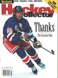 May 1999 Beckett Hockey Monthly Wayne Gretzky New York Rangers Alexander Yashin