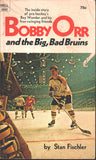 1969 Bobby Orr and the Big, Bad Bruins Book History John Bucyk Phil Esposito Gerry Cheevers