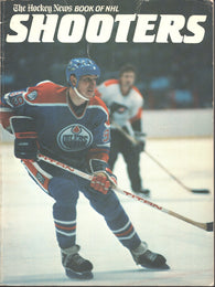 1982 The Hockey News Book of NHL Shooters Wayne Gretzky Guy Lafleur Mike Bossy