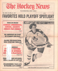 April 22, 1977 The Hockey News Vol 30 No 29 Darryl Sittler NHL WHA Playoffs Garry Unger