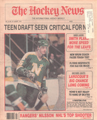 August 1979 The Hockey News Vol 32 No 36 Bobby Smith Gordie Howe Michel Larocque