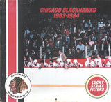 1983-84 Chicago BlackHawks Official NHL Calender Denis Savard Doug Wilson Tom Lysiak