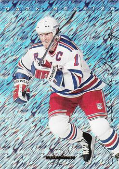 1995-96 Donruss Leaf Limited #75 Mark Messier New York Rangers Card