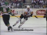 May 17, 1991 Game #2 Minnesota North Stars - 1 @ Pittsburgh Penguins - 4