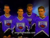 January 18, 1997 NHL All Star Game East - 11 @ West - 7 NHL on Fox