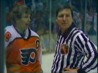 October 22, 1983 Philadelphia Flyers - 1 @ Washington Capitals - 4