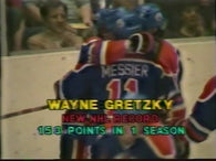 March 29, 1981 Edmonton Oilers - 5 @ Pittsburgh Penguins - 2 Gretzky