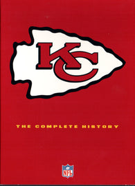 History of the Kansas City Chiefs NFL 2 DVD Set Len Dawson Willie Lanier Hank Stramm Super Bowl