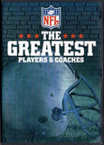 The Greatest NFL Players and Coaches DVD A century of Pro Football Immortality Mike Ditka