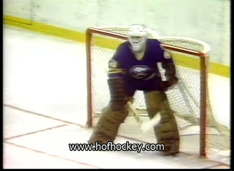April 20, 1983 Gm#5 Buffalo Sabres - 0 @ Boston Bruins - 9 Phil Myre Barry Pederson