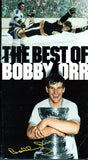 The Best of Bobby Orr VHS Tape Big Bad Bruins Number 4 Esposito Cheevers