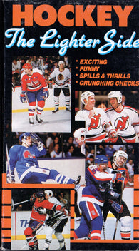Hockey The Lighter Side NHL VHS Tape John Davidson Cam Neely Larry Robinson Glenn Anderson